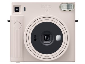 instax SQUARE SQ1 チェキスクエア [チョークホワイト]