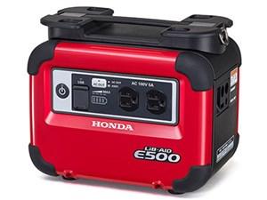 ホンダ 蓄電機 LiB-AID E500 for Work (E500JNW) 蓄電池 蓄電器 インバーター