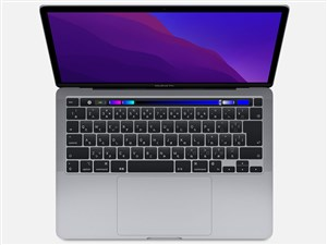 MacBook Pro Retinaディスプレイ 13.3 MYD92J/A [スペースグレイ]