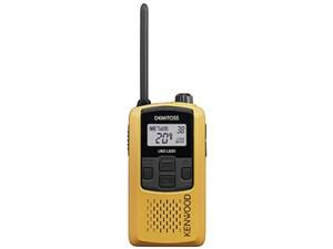 ケンウッド 特定小電力トランシーバー(交互通話) tr-2083950
