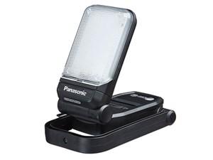 トラスコ中山 Panasonic 工事用 充電LEDマルチライト USB端子付き 黒 tr-1615・・・