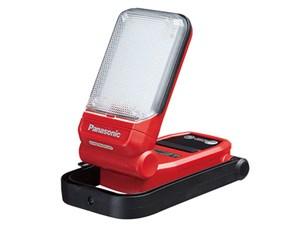 トラスコ中山 Panasonic 工事用 充電LEDマルチライト USB端子付き 赤 tr-1615・・・