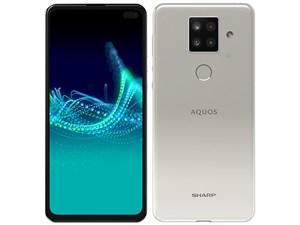 AQUOS sense4 plus SH-M16 SIMフリー [ホワイト] (SIMフリー)