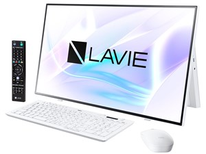 LAVIE A27 A2797/BAW PC-A2797BAW [ファインホワイト]