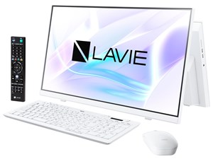 LAVIE A23 A2377/BAW PC-A2377BAW [ファインホワイト]