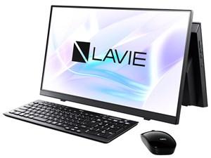 LAVIE A23 A2365/BAB PC-A2365BAB [ファインブラック] 通常配送商品