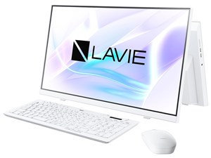 LAVIE A23 A2365/BAW PC-A2365BAW [ファインホワイト]