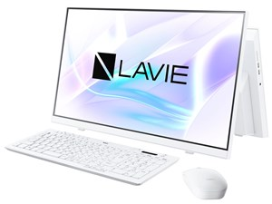 LAVIE A23 A2335/BAW PC-A2335BAW [ファインホワイト]