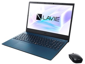 LAVIE N15 N1575/BAL PC-N1575BAL [ネイビーブルー]