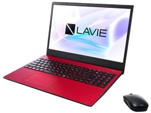 LAVIE N15 N1535/BAR PC-N1535BAR [カームレッド] 通常配送商品