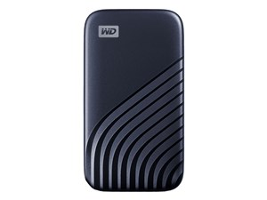My Passport SSD WDBAGF0020BBL-JESN [ブルー]