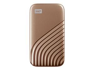 My Passport SSD WDBAGF0020BGD-JESN [ゴールド]