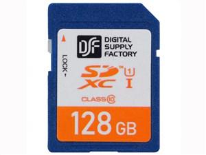 オーム電機 SDXCメモリーカード(128GB/CLASS10) PC-MS128G-K