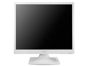 「5年保証」19型スクエア液晶ディスプレイ ホワイト LCD-AD192SEDSW-A