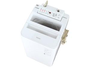 パナソニック インバーター全自動洗濯機(ホワイト) NA-FA70H9-W