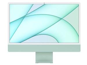 iMac 24インチ Retina 4.5Kディスプレイモデル MJV83J/A [グリーン]