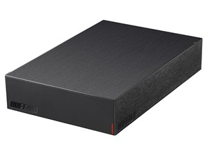 USB3.2(Gen.1)対応外付けHDD 1TB ブラック HD-LE1U3-BB