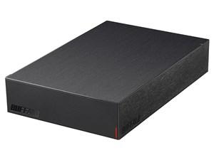 USB3.2(Gen.1)対応外付けHDD 4TB ブラック HD-LE4U3-BB