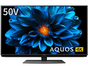 AQUOS 4T-C50DN2 [50インチ]
