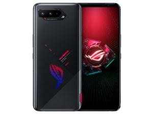ASUS ROG Phone 5 (RAM 12GBモデル) SIMフリー [ファントムブラック] (SIMフ・・・