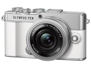 OLYMPUS PEN E-P7 14-42mm EZレンズキット [ホワイト]