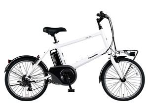 Panasonic パナソニック 電動自転車 ベロスター・ミニ 2021年モデル ELVS073