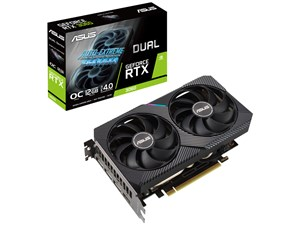 DUAL-RTX3060-O12G-V2 [PCIExp 12GB] 商品画像1:PC-IDEA