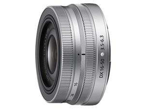 NIKKOR Z DX 16-50mm f/3.5-6.3 VR [シルバー]