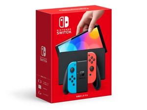 Nintendo Switch (有機ELモデル) [ネオンブルー・ネオンレッド]