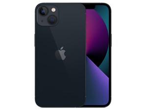 iPhone 13 512GB SIMフリー [ミッドナイト] (SIMフリー) MLNN3J/A