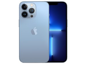 iPhone 13 Pro 256GB SIMフリー [シエラブルー] (SIMフリー)