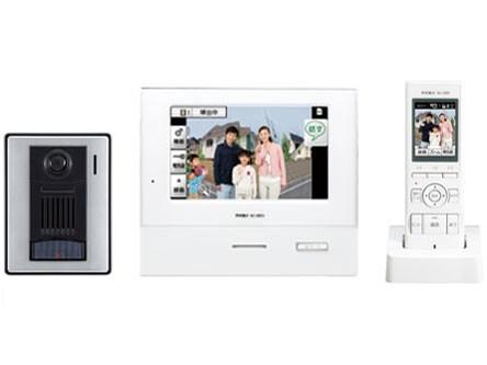 納期目安 約10営業日 アイホン Rocoタッチ7 タッチパネル式ワイヤレステレビドアホン Kg 88の通販なら ライフィス Kaago カーゴ