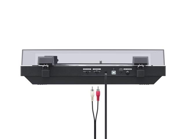 ソニー【SONY】Bluetooth対応 ステレオレコードプレーヤー PS-LX310BT ...